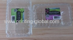 Heat Transfer Film For Fruit Container