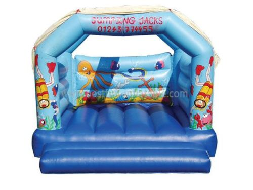 2013 Bouncy Castles Inflatables With Removable Roof