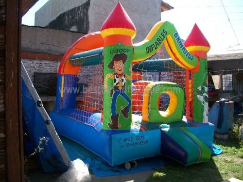 Inflatable Small Toy Story House