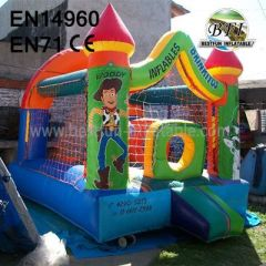 Mini Toy Story Inflatable Bouncy Castle