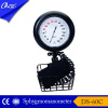 ABS Wall mounted sphygmomanometer with metal basket