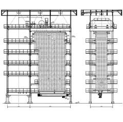 7.5t/h Waste Heat Boiler