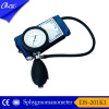 Palm type Manual sphygmomanometer for home