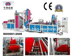 nonwoven D cut bag making machinery