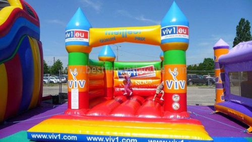 Castle Inflatable Jumping Castles