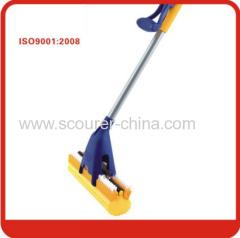 Absorbency and heavy duty Roller PVA Sponge Mop