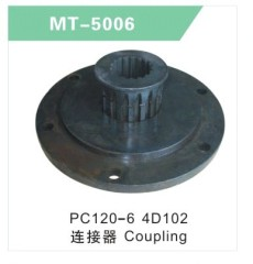 PC120-6 4D102 Coulping for excavator