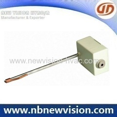 Temperature Sensor for NTC Sensing Element