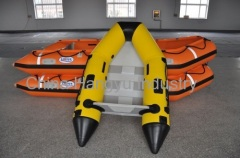 UB Series PVC Inflatable Boat Hypalon Inflatable Boat 2 5m