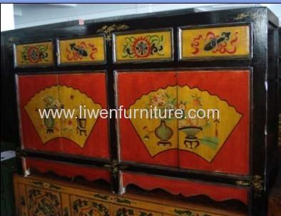 Mongolia reproduction Mongolia sideboard