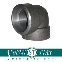ANSI B16.11 Forged Threaded Socket Weld (SW) Steel Fittings