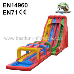 Triple Lindy Surf Waterslide