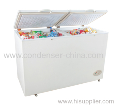 Super thick insulation freezer