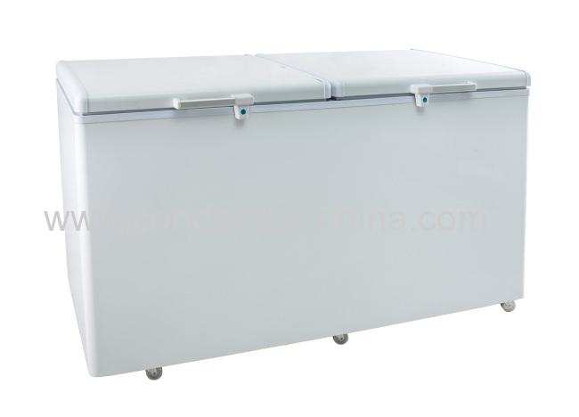 Horizontaldoor opening refrigeration
