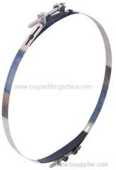 China 316 SS hose clamps