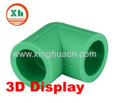 Accesorios populares PPR Codo 90D 20-110mm