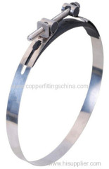 Stainless Steel Hose Clamps Manufacturer