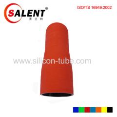 different color Straight reducers silicone rubber hose made in china