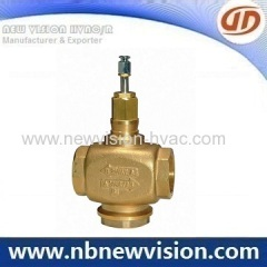 Global Valve for Water Flow