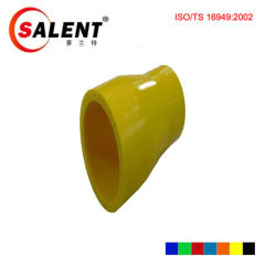 Red/black/ blue Straight Reducers silicone rubber hose