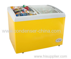 255L N/ST/T chest freezer