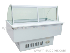 commercial display cabinet 468L