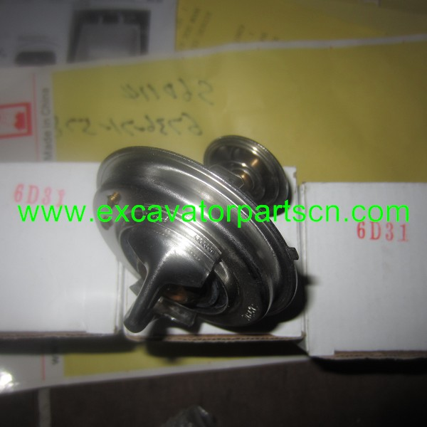 6D31 6D34 Thermostat for excavator