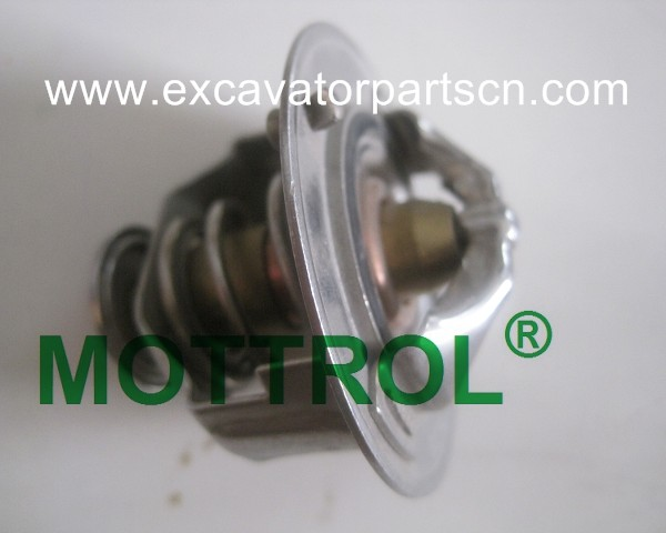 PC200-6 6D95 Thermostat for excavator