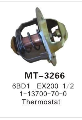 6BD1 EX200-1/2 Thermostat for excavator
