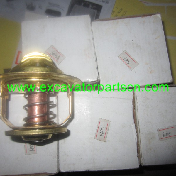 PC300-3 PC400-3/5/6 6D125 Thermostat for excavator