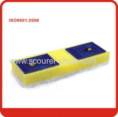 Safety Butterfly Sponge Mop Yellow Refill