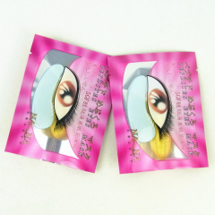 Colorful aluminized foil bag for eye patch