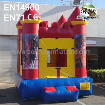 Spiderman Inflatable Bounce House
