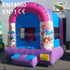 Inflatable Strawberry Jumper Ball Pond