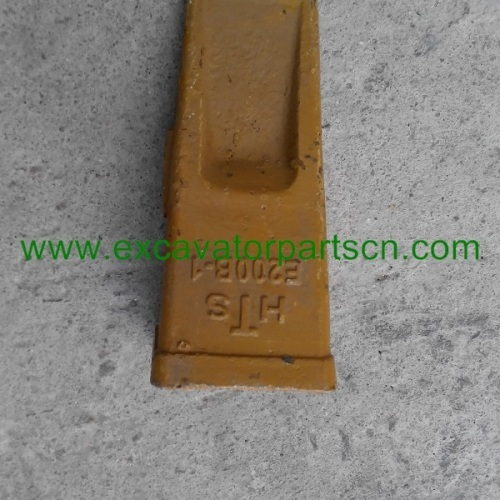 E200B bucket teeth undercarriage parts for excavator