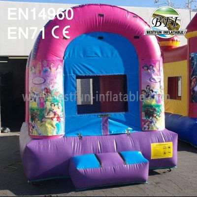 Princess Theme Bouncy Castle For Sale