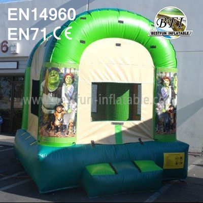 Inflatable Shrek Bounce House For Sale