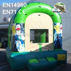 Standard Inflatable Pokemon Castle