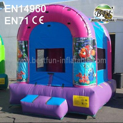 Commercial Inflatables Nemo Bouncer With Website