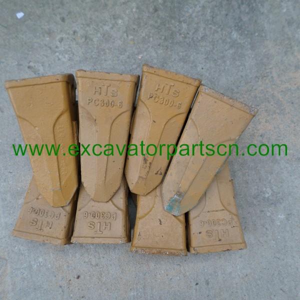 PC300-6 bucket teeth ,undercarriage parts for excavator