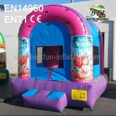 Inflatable Mermaid Bounce House
