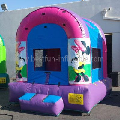 Inflatable Minnie Mouse Bounce House