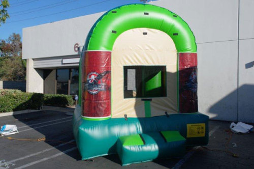 Inflatable Jurassic Park Jumper