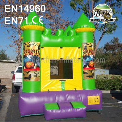 Inflatable Halloween Jumps Commercial Grade