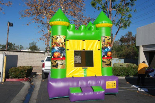 Halloween Theme Bounce House Inflatables