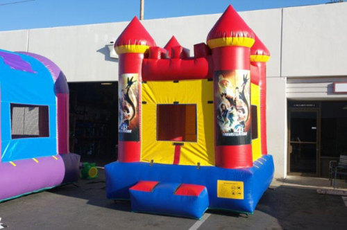 Inflatable Theme Bounce For Children Party