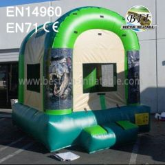 Inflatable Dinosaur Bounce House