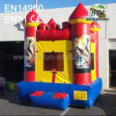 Inflatable Fantastic Four Bounce Manufacture