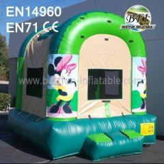 Inflatable Minnie Bouncer Bounce Children