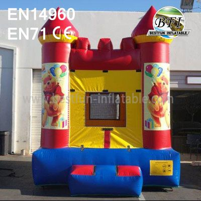 Winnie Red Bounce House For Sale